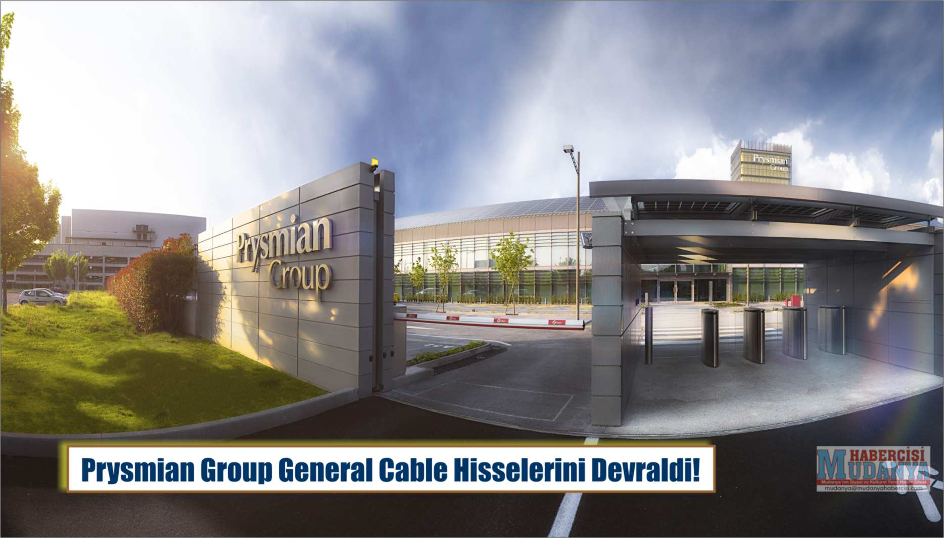 PRYSMİAN GROUP GENERAL CABLE HİSSELERİNİ DEVRALDİ!
