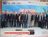 SCİENCE EXPO HEYECANI BURSA'DA BAŞLADI
